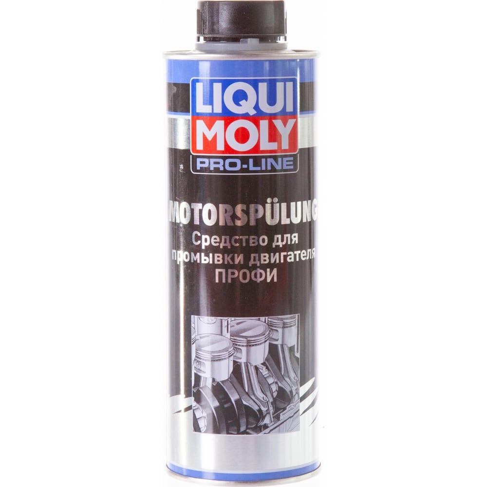 Средство для промывки двигателя, 0.5л liqui moly