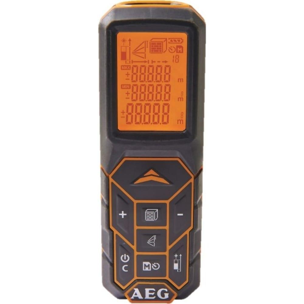 Лазерный дальномер aeg lmg50 447680