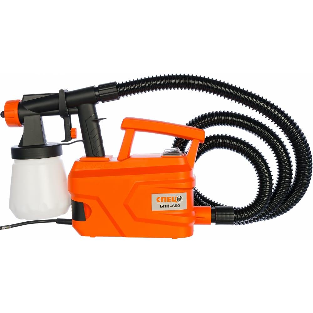 Электрический краскопульт спец бпн-600 спец-3264