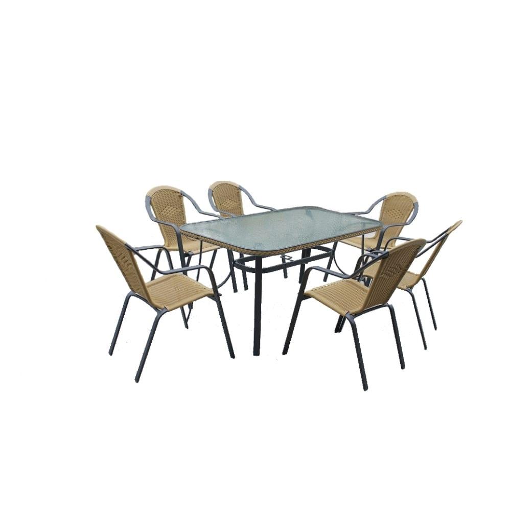 Набор мебели кемпинг неаполь 2