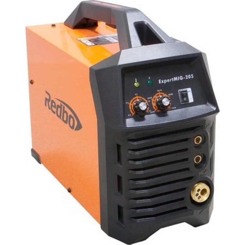 Купить Сварочный инверторный полуавтомат redbo expertmig-205 00-00000108