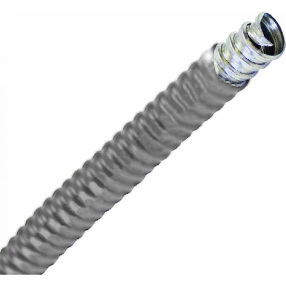 Купить Металлорукав в пвх-изоляции tdm рз-ц-п 32 серый 25м sq0407-0118