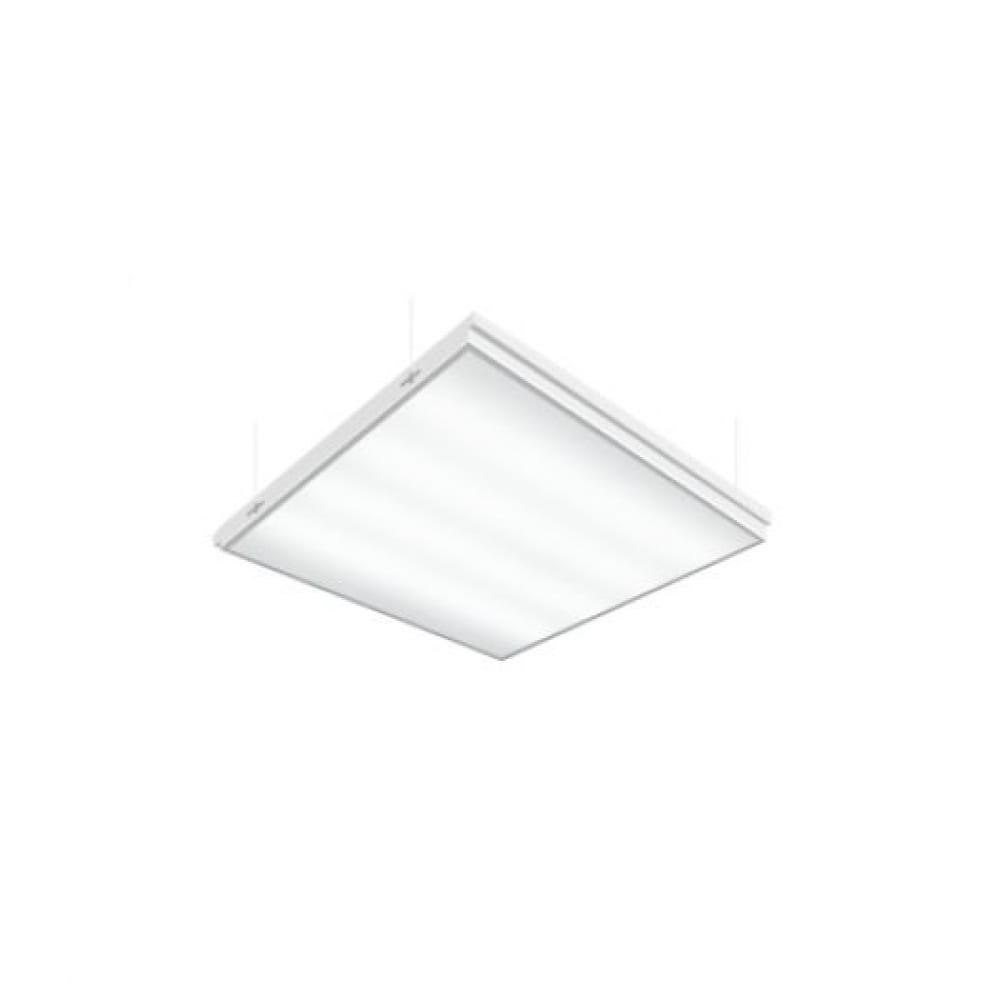 Купить Светодиодный светильник varton грильято накладной 588x588x50мм 36 вт 6500к с планками для подвеса v1-r3-00010-31000-2003665