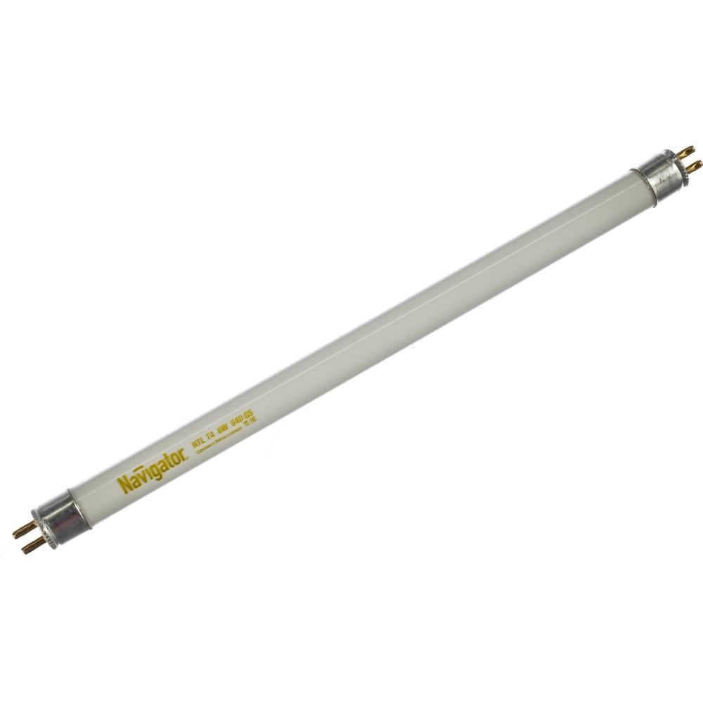 Люминесцентная лампа navigator 94 100 ntl-t4-06-840-g5 4607136941007 92873