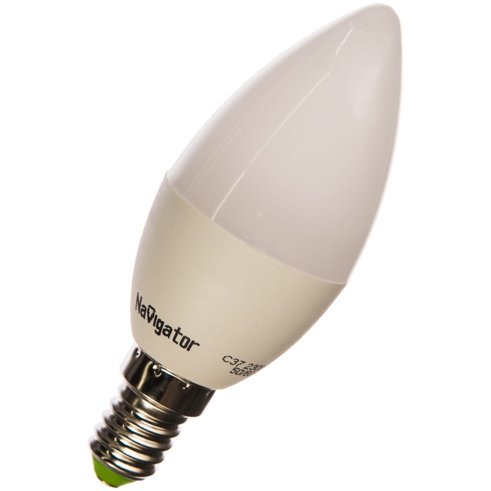 Светодиодная лампа navigator 94 491 nll-c37-7-230-2.7k-e14-fr 4607136944916 300226