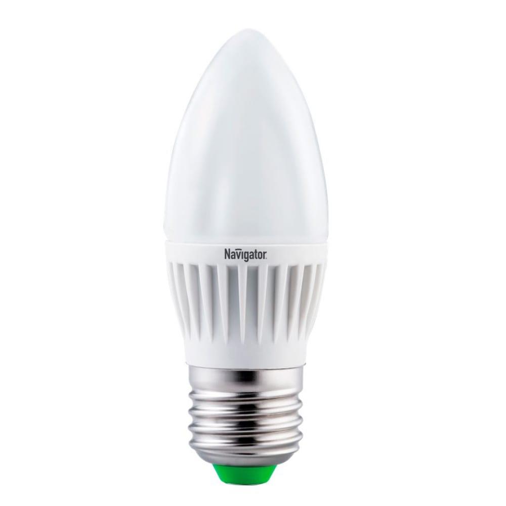 Светодиодная лампа navigator 94 493 nll-c37-7-230-2.7k-e27-fr 4607136944930 300229