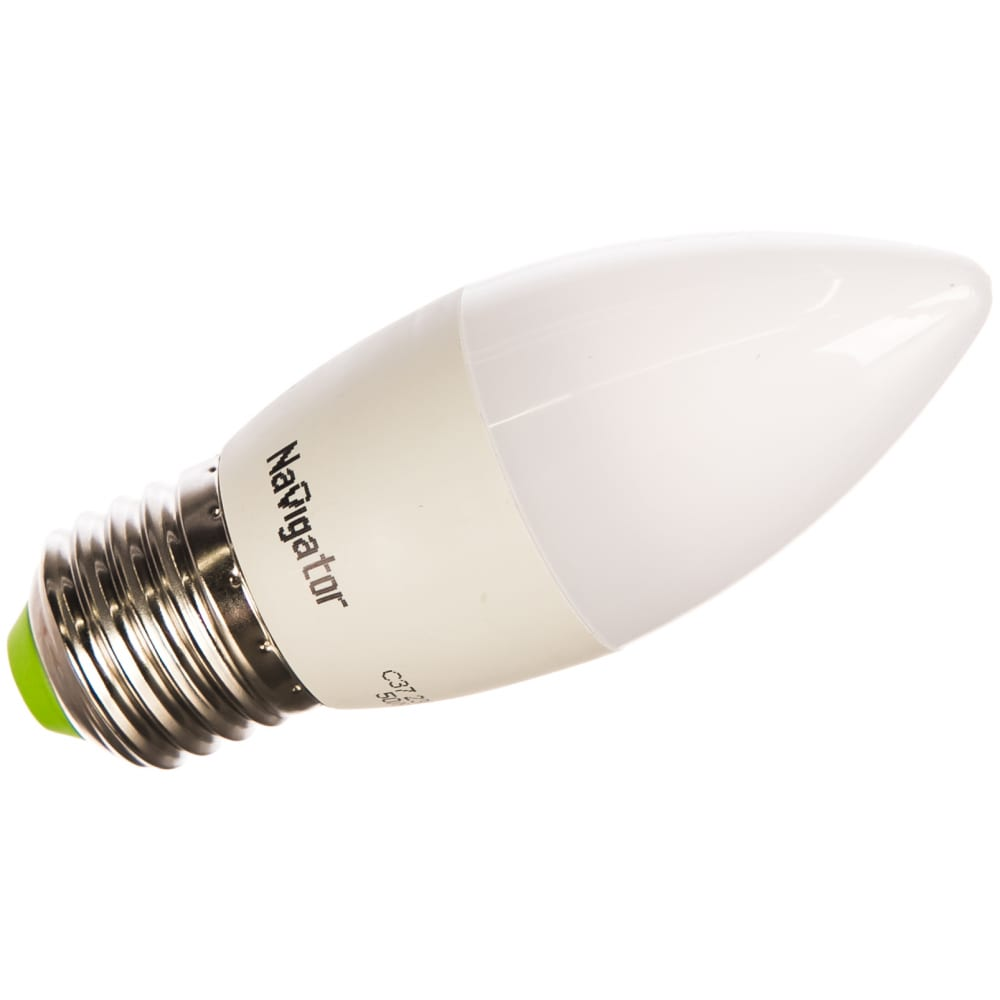 Светодиодная лампа navigator 94 494 nll-c37-7-230-4k-e27-fr 4607136944947 300230