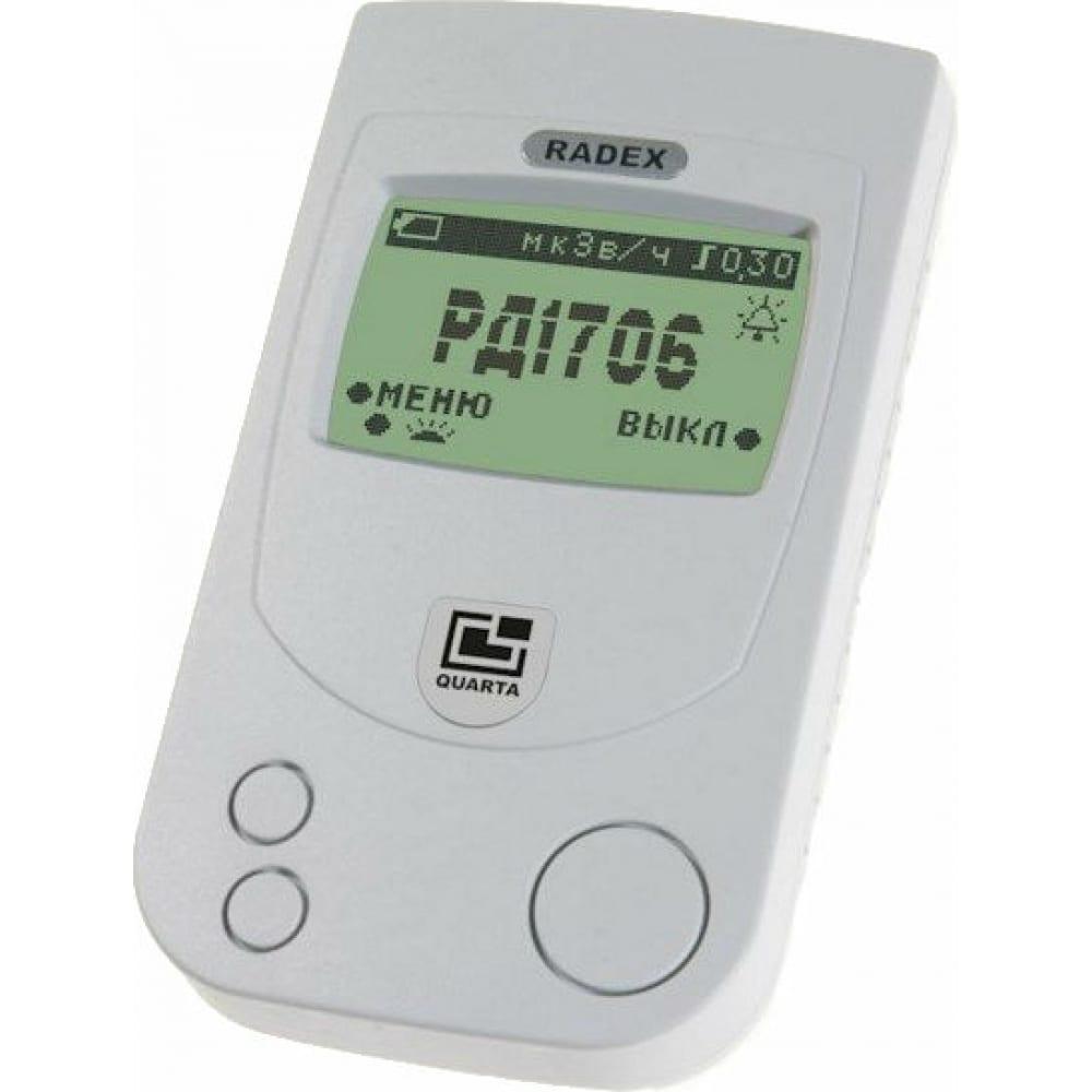 Дозиметр / индикатор радиоактивности radex rd1706