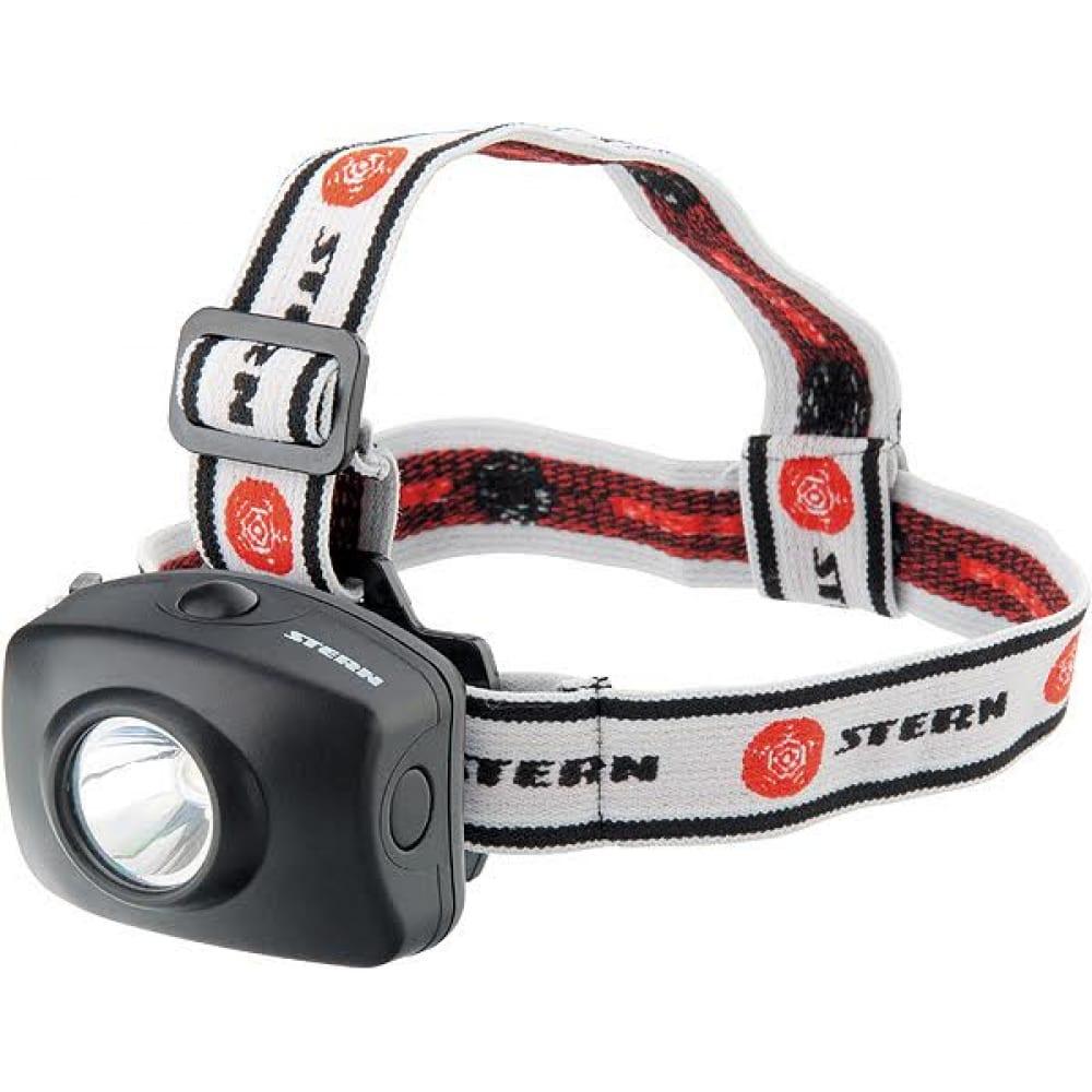 Наголовный светодиодный фонарь stern 90564