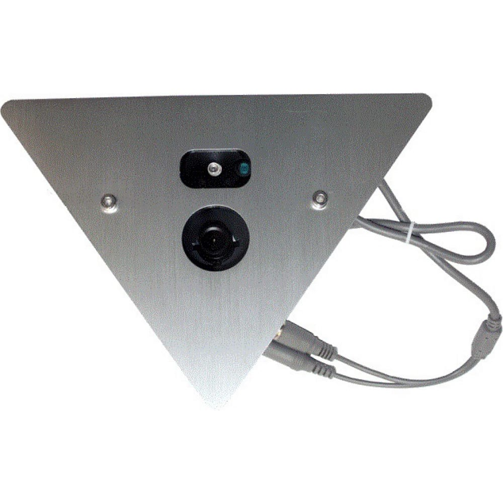 Угловая широкоформатная ahd камера для помещений 2.4mpx