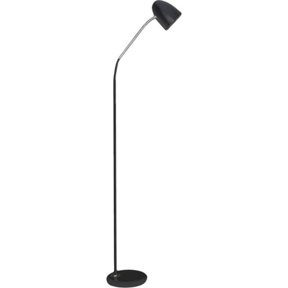 Настольный светильник, торшер, чёрный 230v 40w e27 camelion kd-309 c02 11484