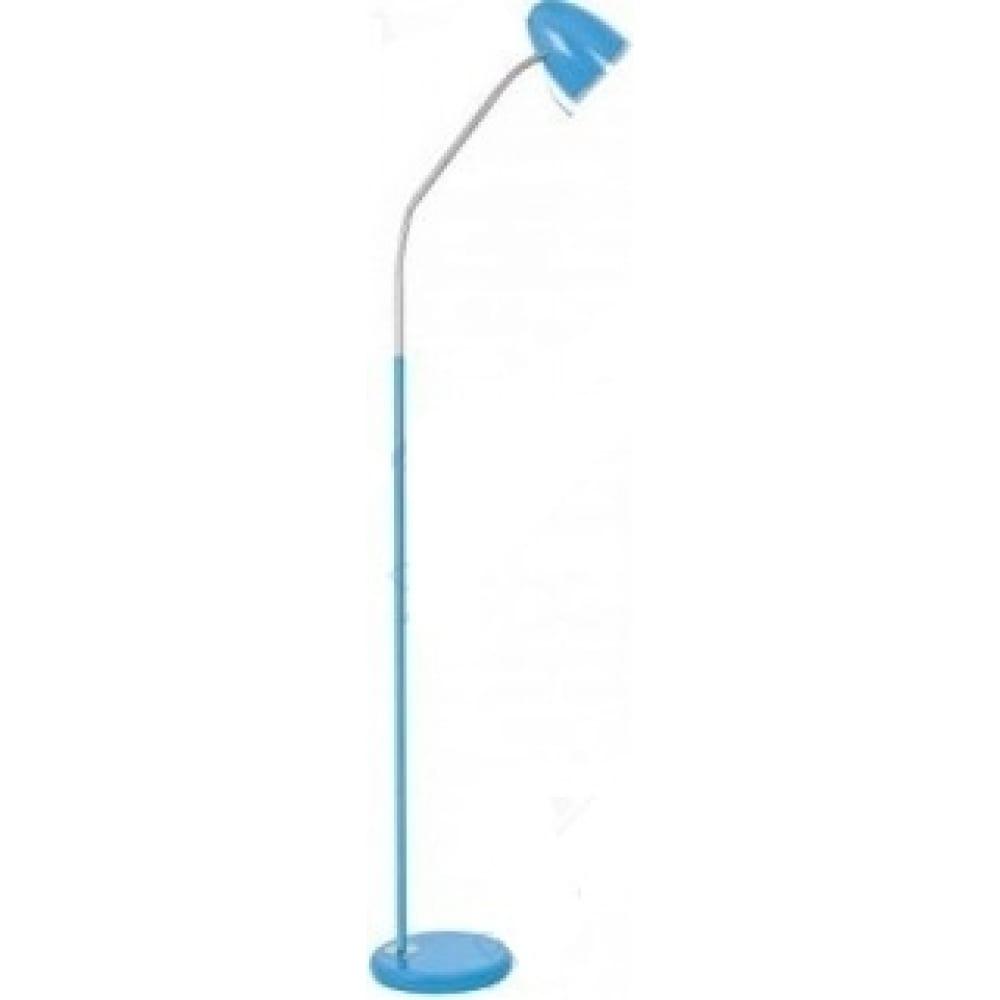 Настольный светильник, торшер, голубой 230v 40w e27 camelion kd-309 c13 11487