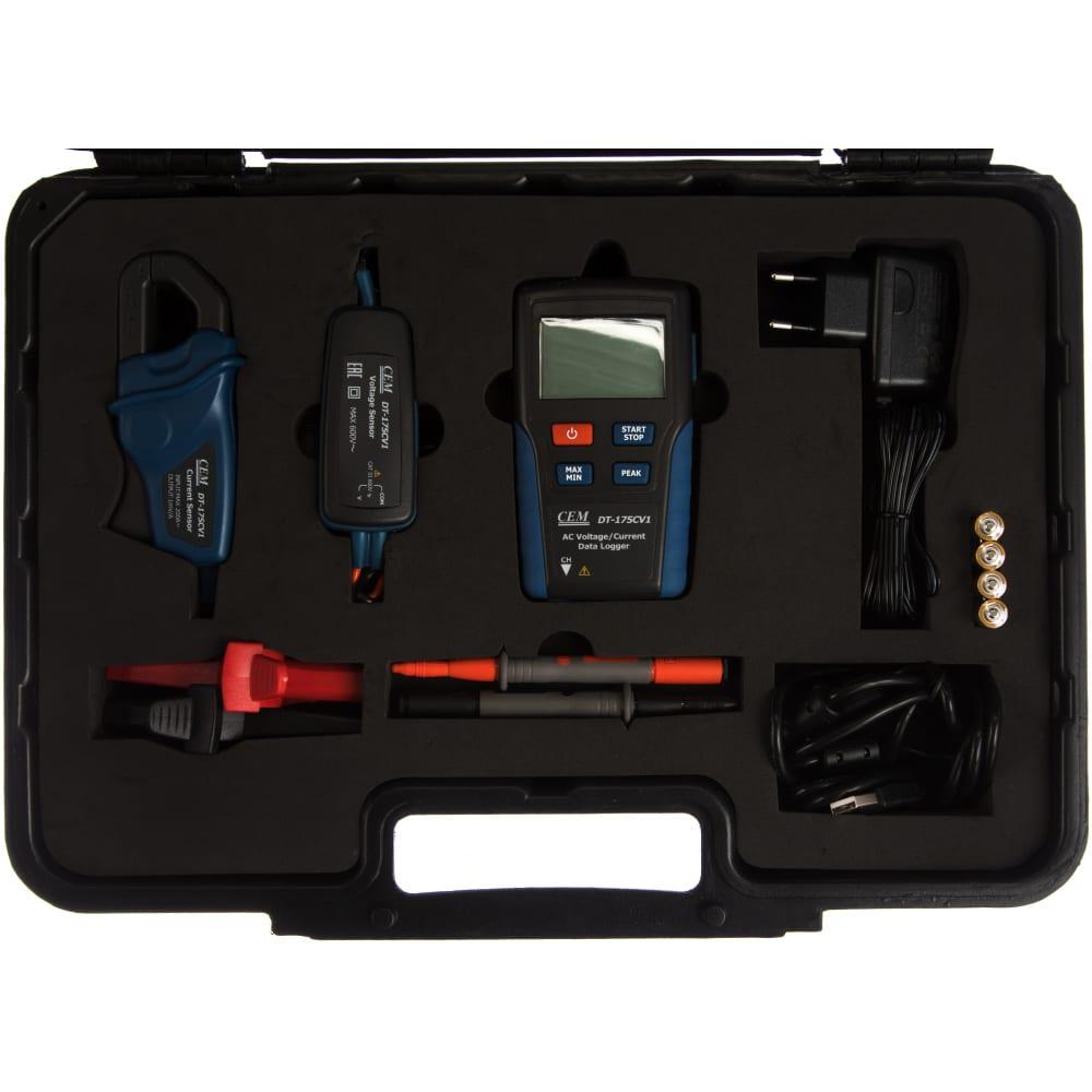 Регистратор тока и напряжения сем dt-175cv1 480304