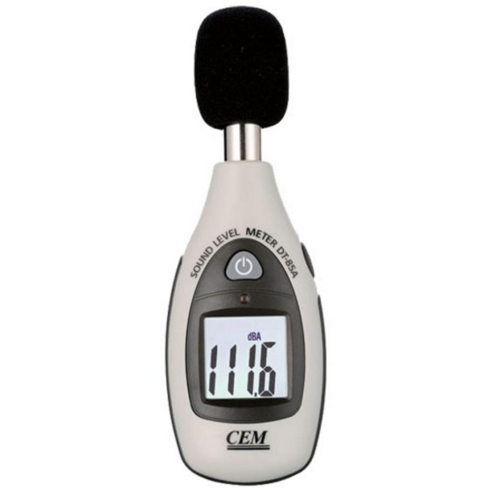 Портативный шумомер сем dt-85a 480656