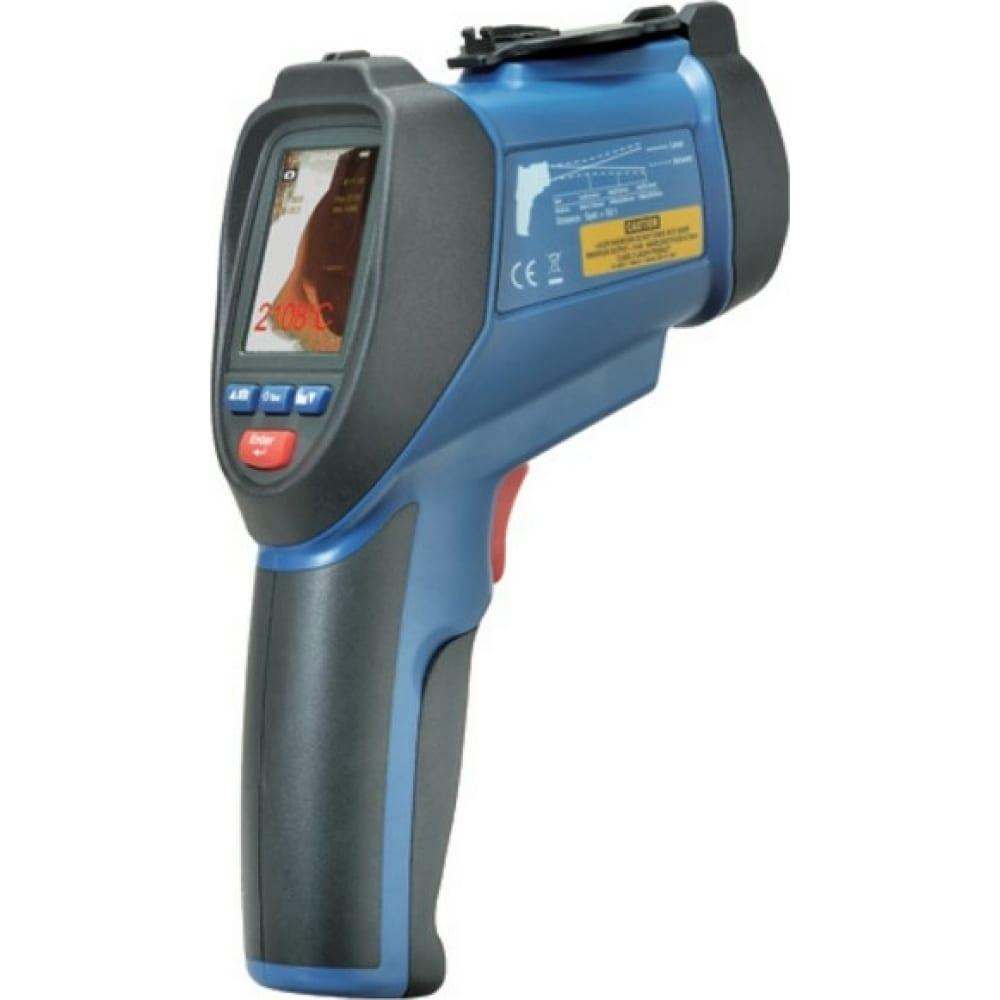 Высокотемпературный пирометр со встроенной камерой сем dt-9862 481028