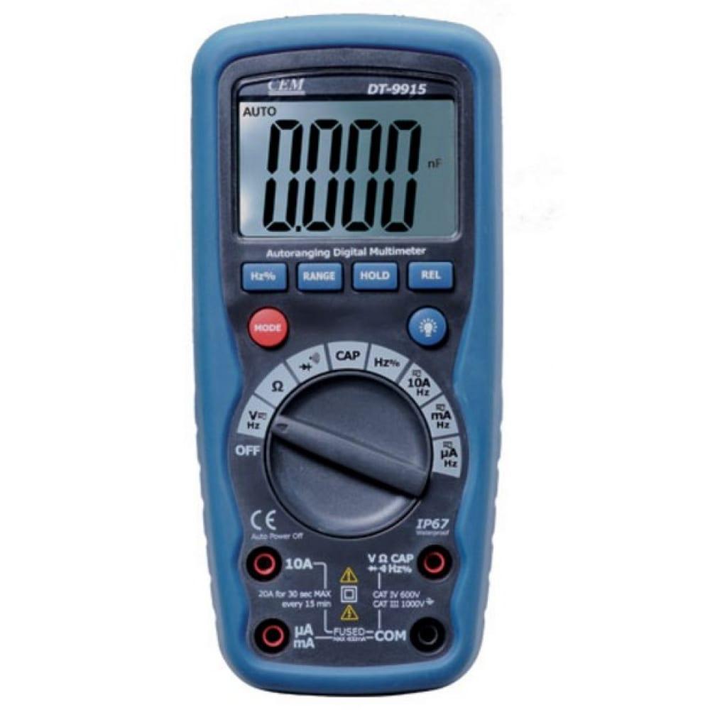 Мультиметр сем dt-9915 482018