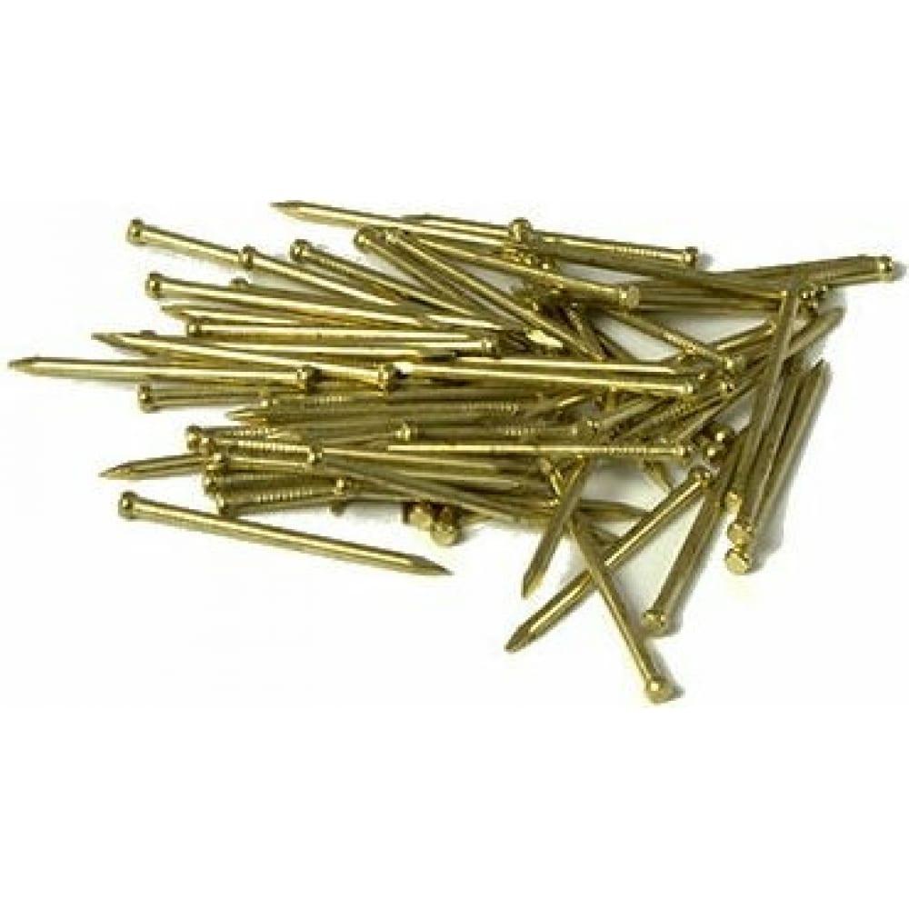 Гвозди креп-комп покрытие латунь 1,2х45 5кг гл1245