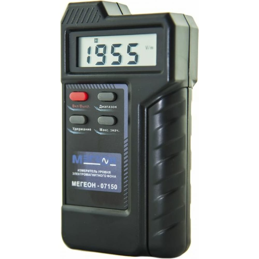 Измеритель уровня электромагнитного фона мегеон 07150