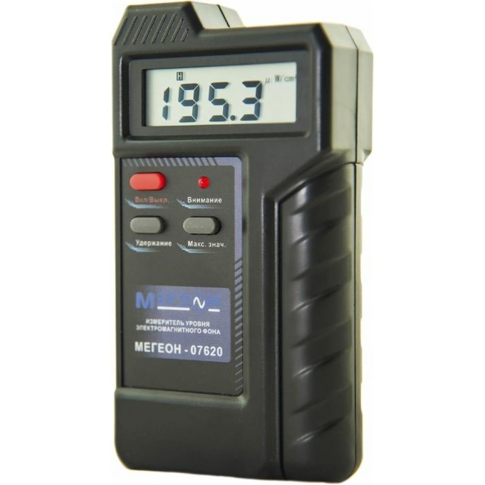 Измеритель уровня электромагнитного фона мегеон 07620