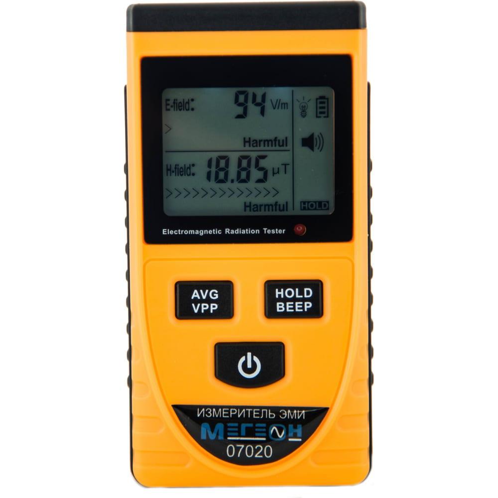 Измеритель уровня электромагнитного поля мегеон 07020