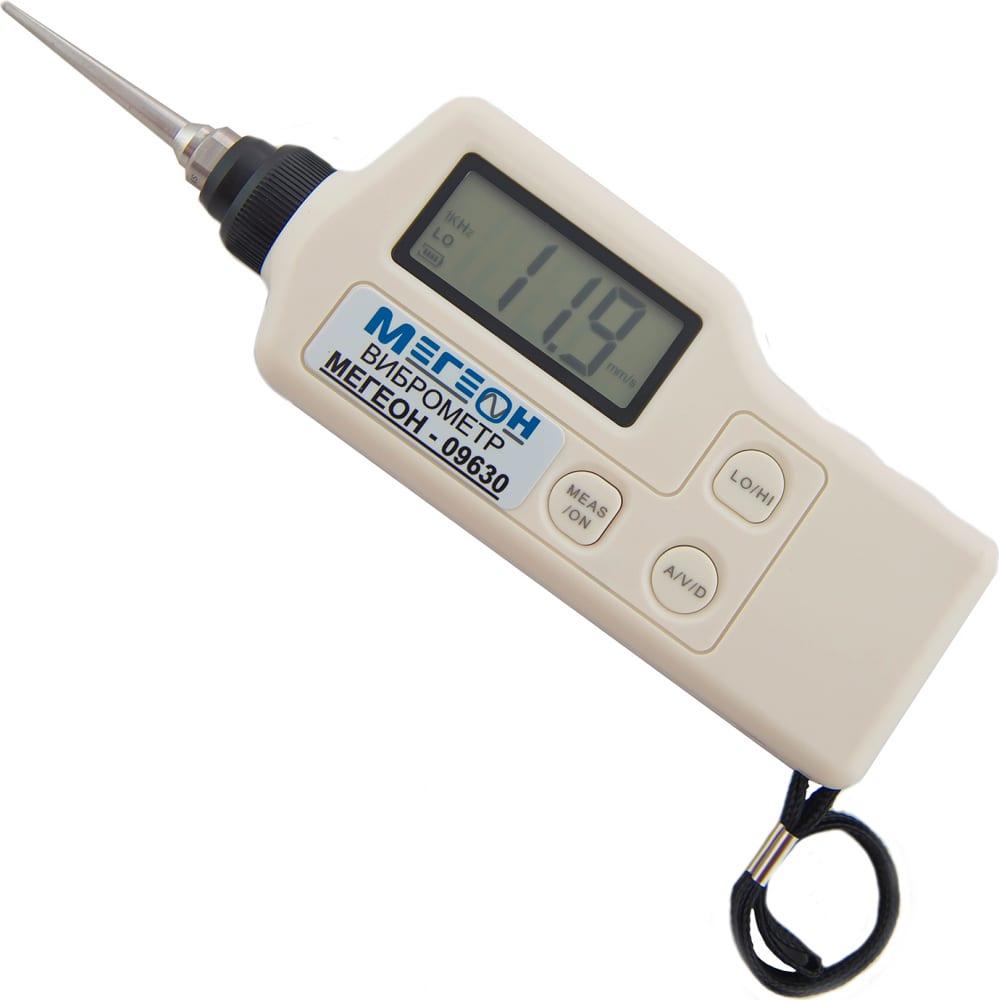 Измеритель вибрации мегеон 09630