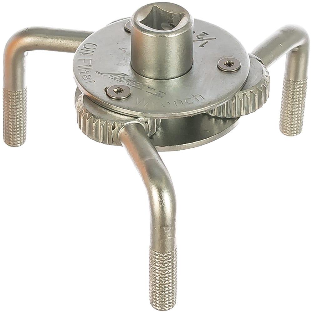 Купить Съемник масляного фильтра (краб, 75-130 мм) airline ak-f-03