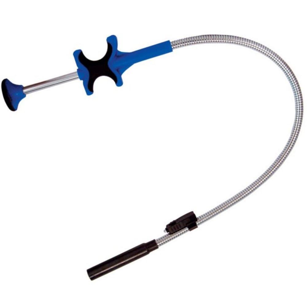 Купить Магнитный захват на гибком стержне (640 мм, подсветка) king tony 2129-24