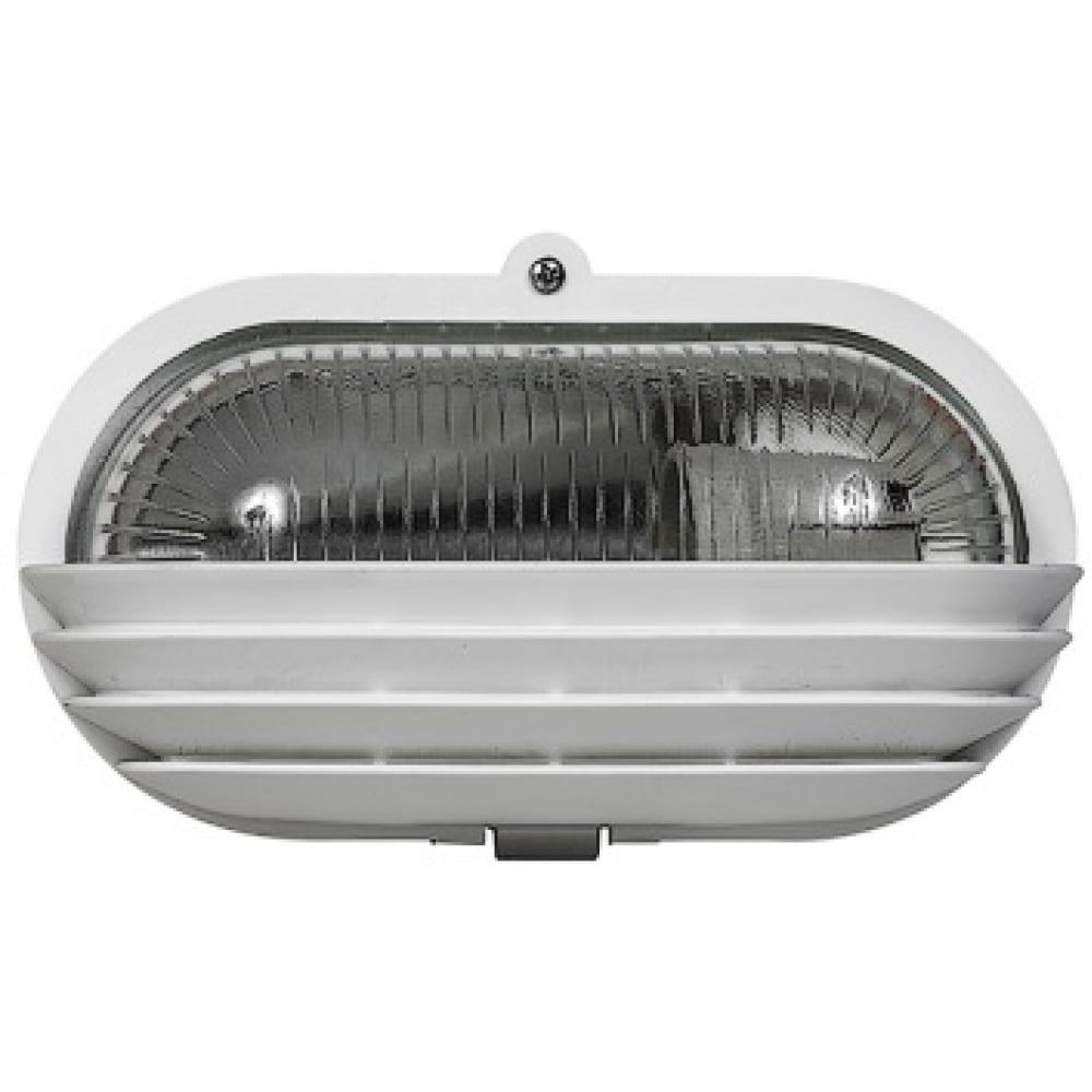 Настенно-потолочный светильник, овал, с решеткой