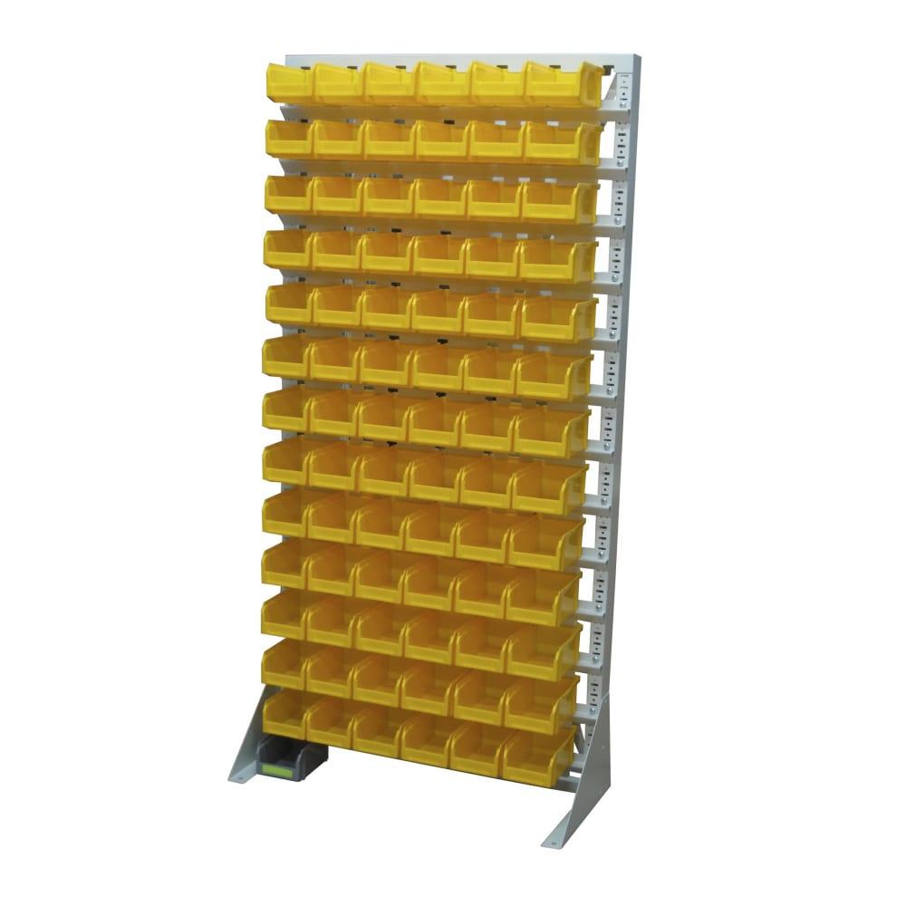Односторонняя желтая стойка 735х1500 стелла a1-13-00-00