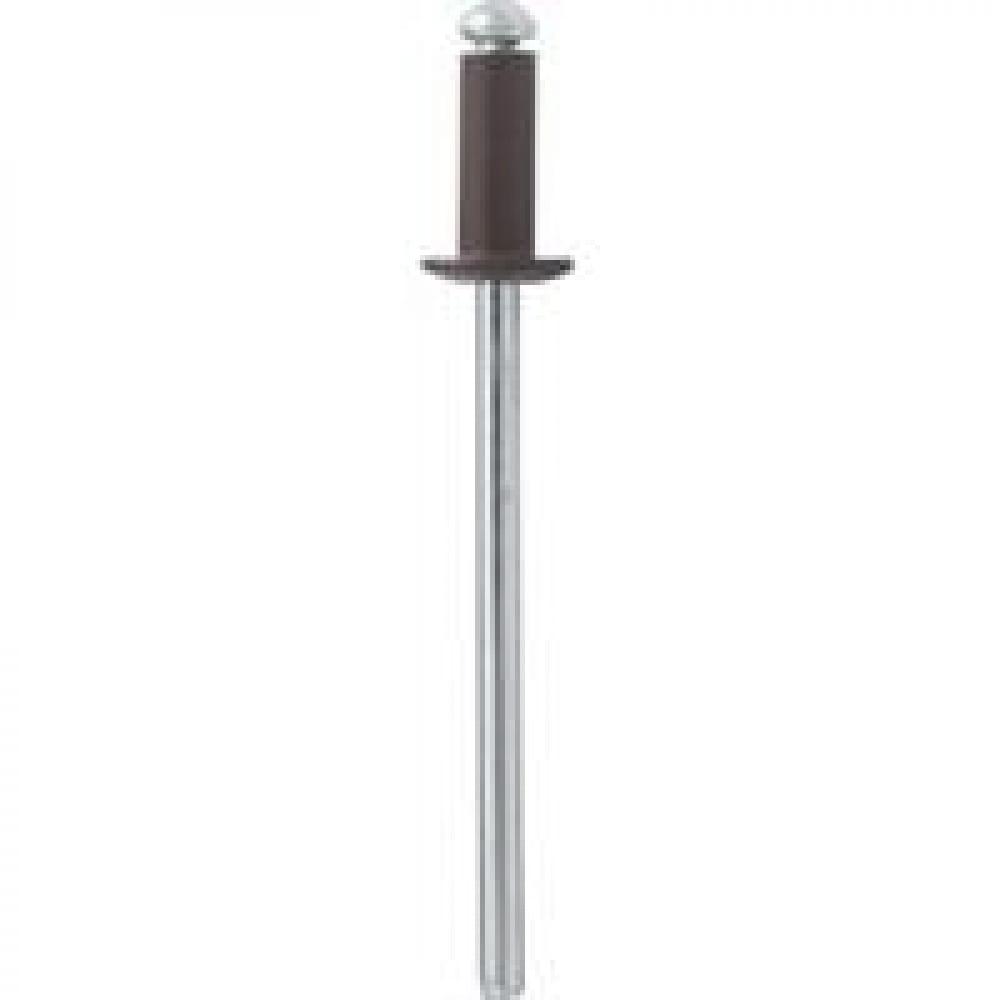 Купить Крашенная заклепка kenner алюм/сталь 3, 2х8 ral8017 1000шт зк3288017