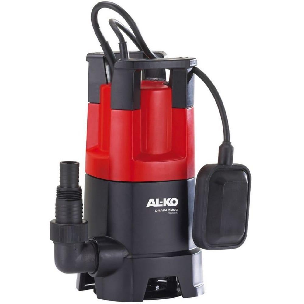 Купить Погружной насос для грязной воды al-ko drain 7000 classic 112821