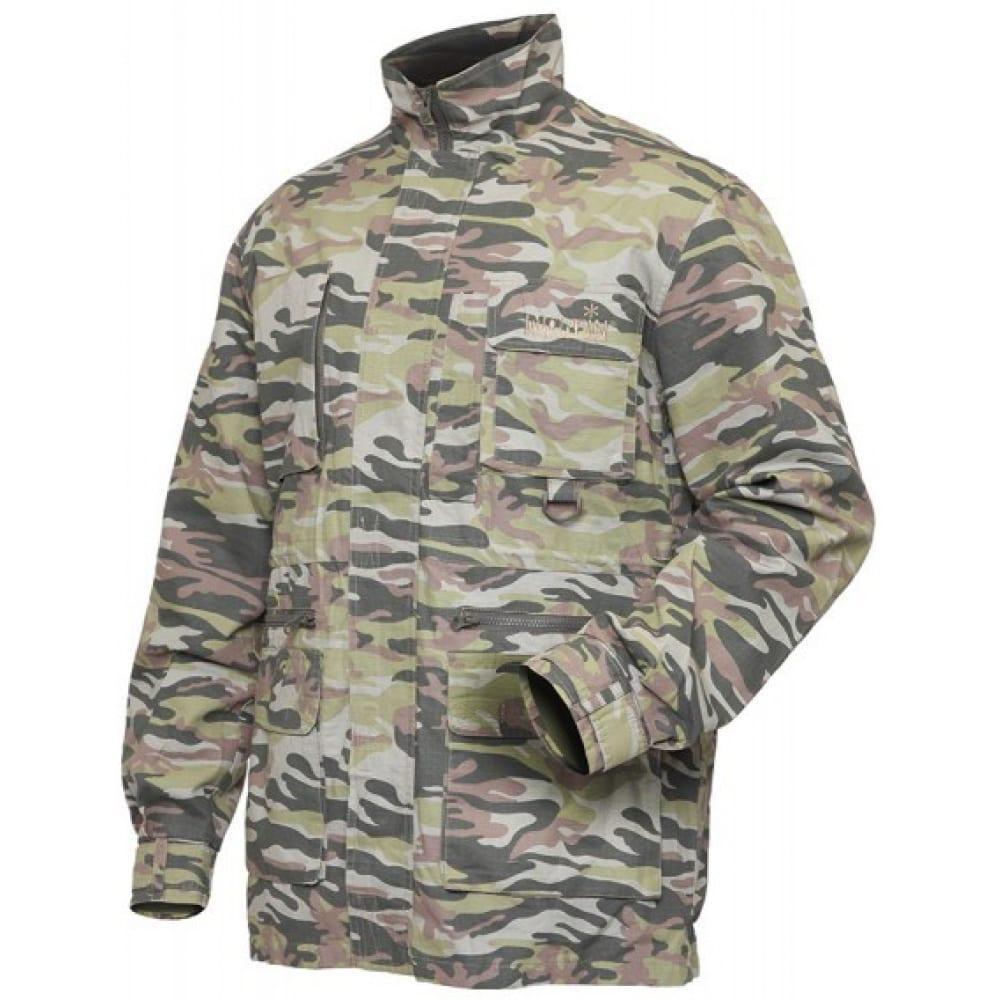 Куртка norfin nature pro camo 06 р.xxxl 644006-xxxlКуртки<br>Вес: 0.775 кг;<br>Тип: куртка ;<br>Цвет: защитный ;<br>Размер: 56-58 ;<br>Капюшон: есть ;<br>Тип застежки: молния ;<br>Основная ткань: хлопок ;<br>Подкладка: есть ;<br>Москитная сетка: нет ;<br>Подходит для демисезонной носки: нет ;<br>Международный размер: XXXL (56-58) ;<br>Мембранный: нет ;<br>Летний: есть ;<br>Демисезонный: нет ;<br>Тип расцветки: камуфляжный рисунок ;