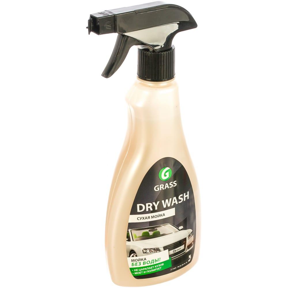 Очиститель полироль лкп автомобиля 500 мл grass
