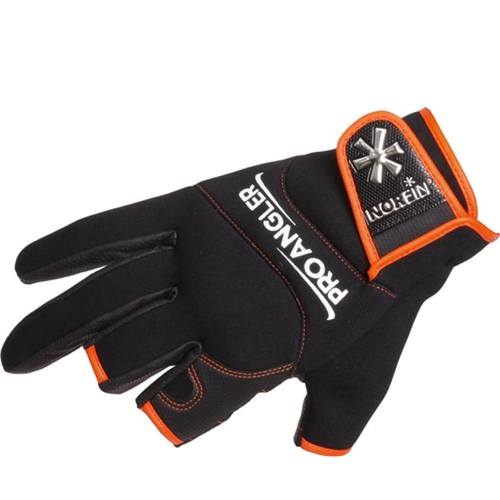 Перчатки norfin pro angler 3 cut gloves 04 р.xl 703059-xl