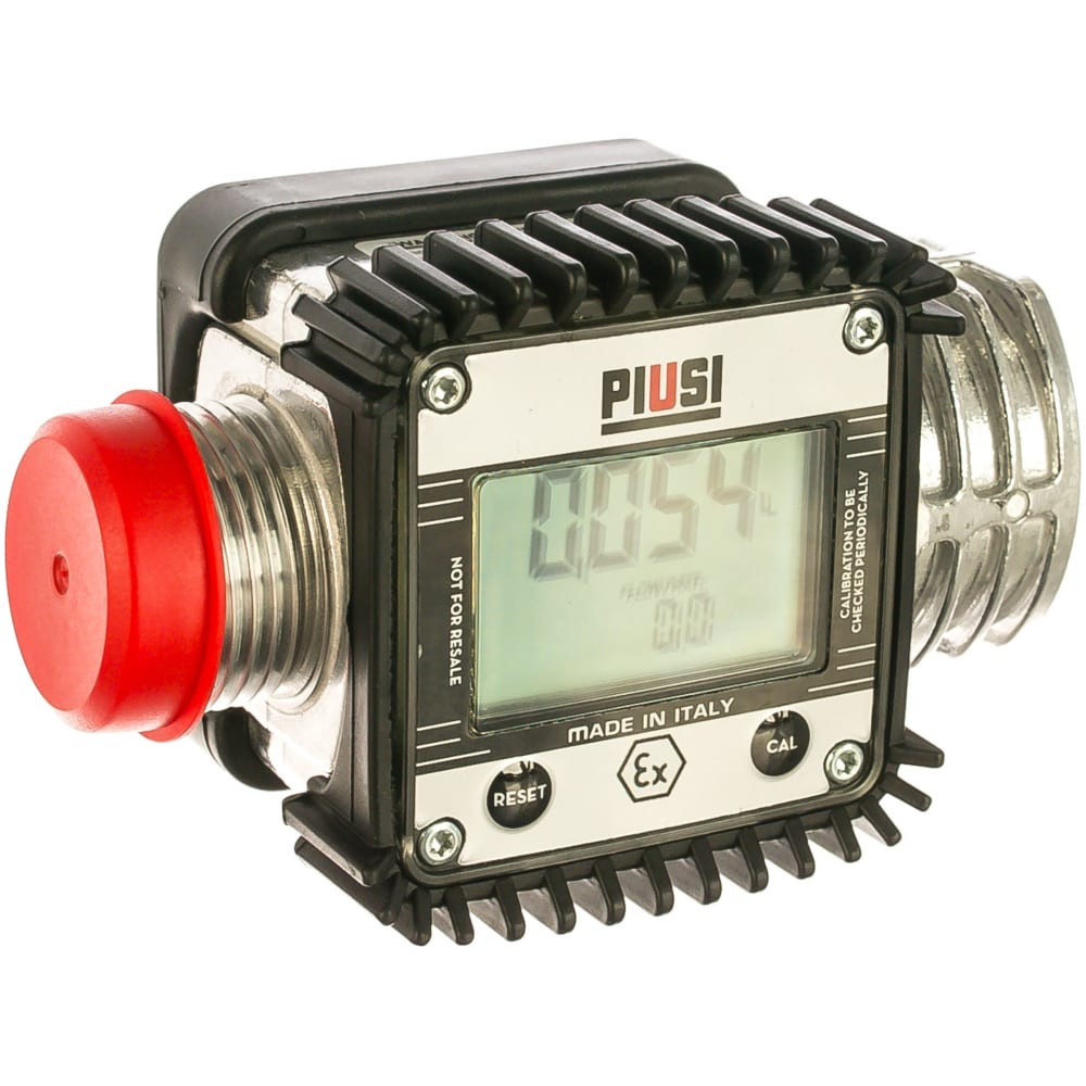 Купить Электронный расходомер для бензина piusi k24 a m/f 1 bsp atex/iecex f00408x00