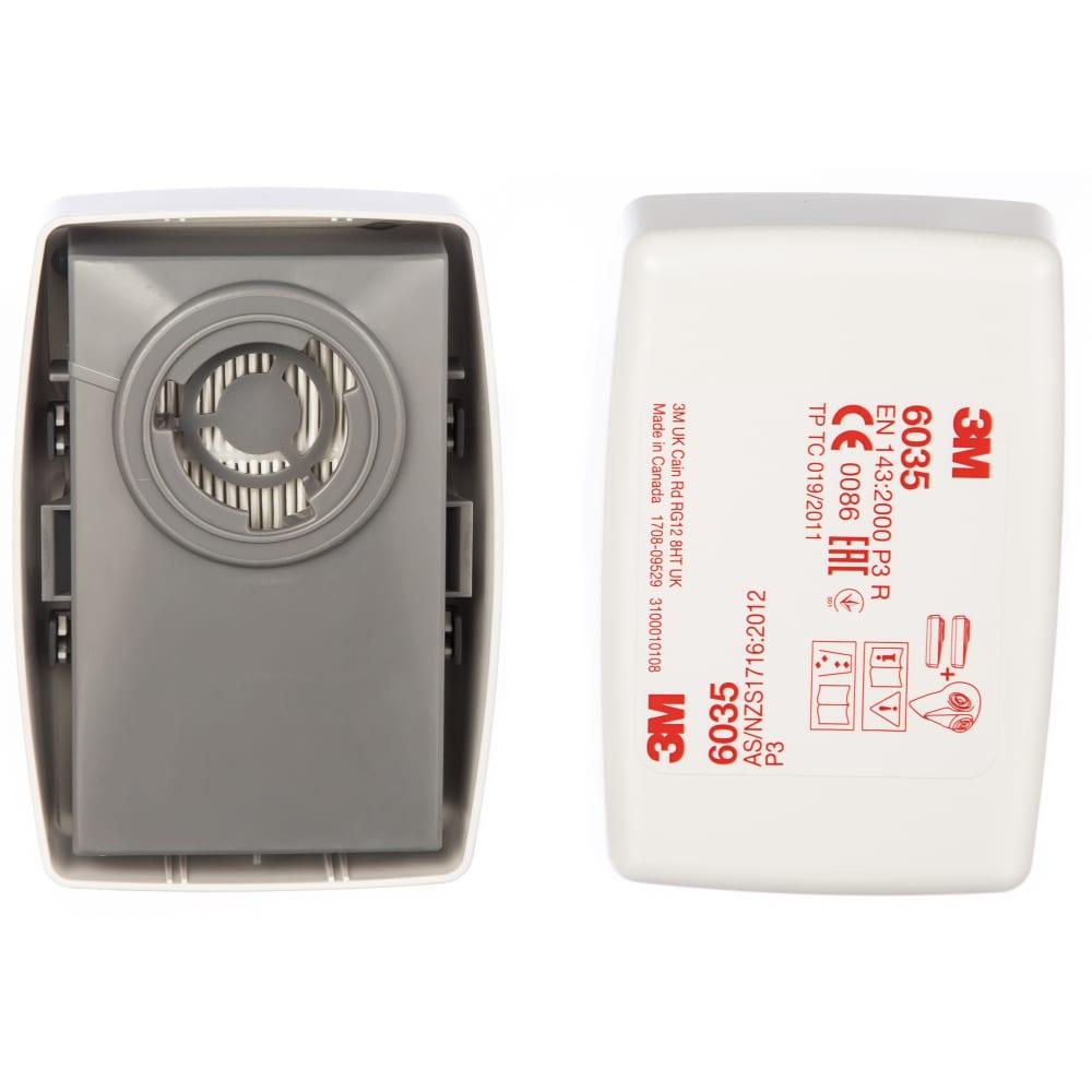 Противоаэрозольный фильтр высокой эффективности 3м 2 шт. 7000032083  - купить со скидкой