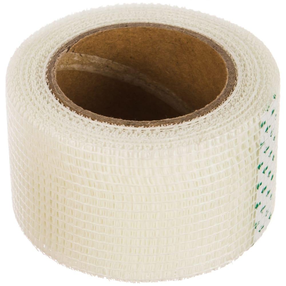 Cтеклотканевая самоклеющаяся серпянка ремоколор 49-4-320  - купить со скидкой
