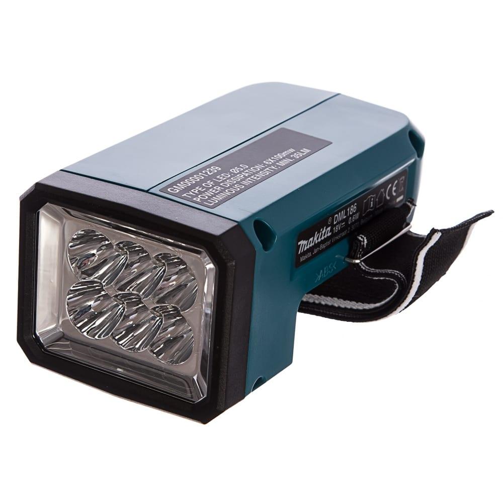Купить Аккумуляторный фонарь makita dml186