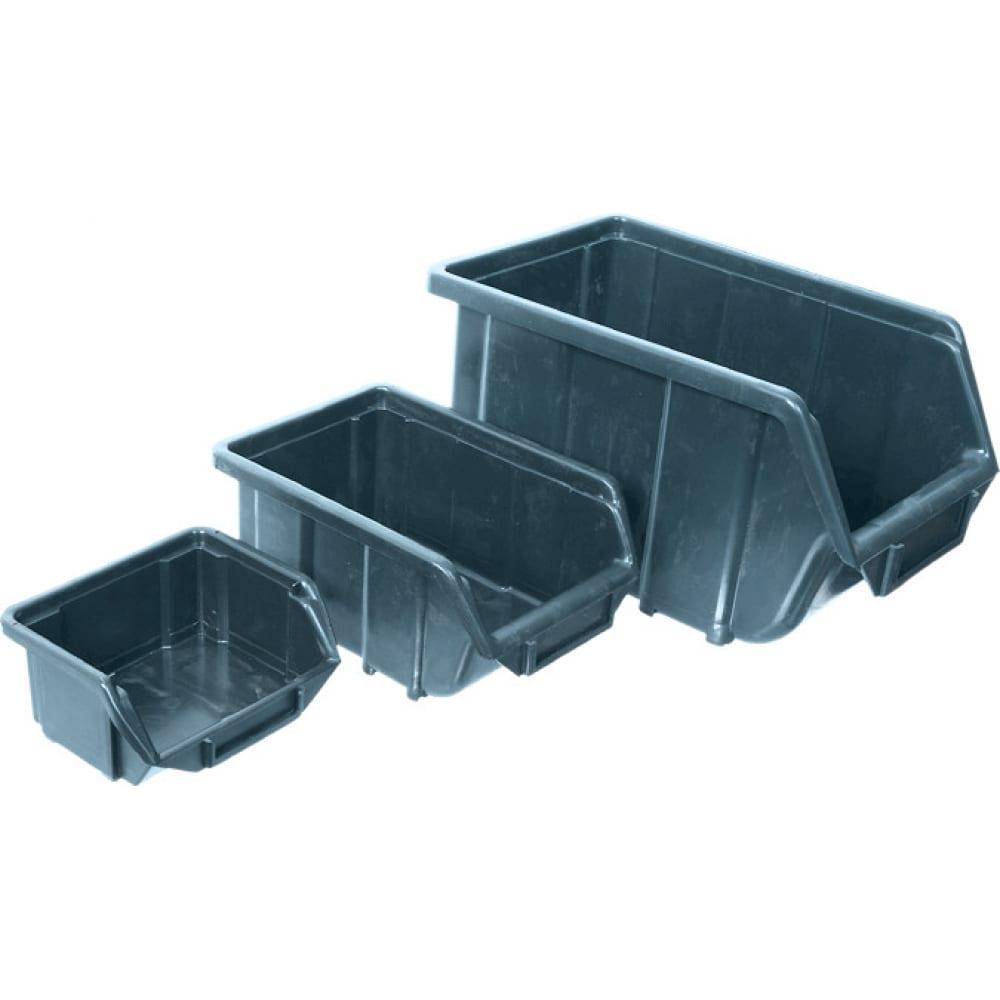 Пластмассовый контейнер topex 79r184