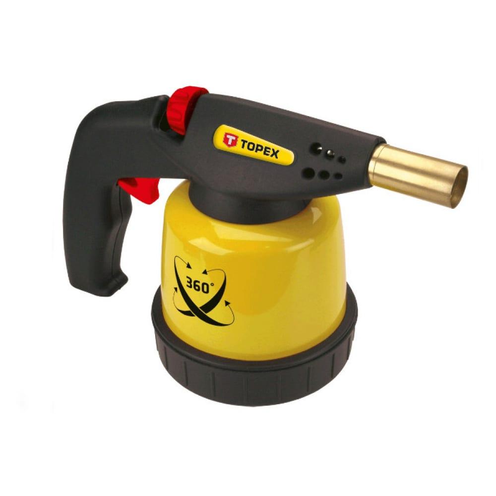 Купить Лампа паяльная газовая 190 г topex 44e143