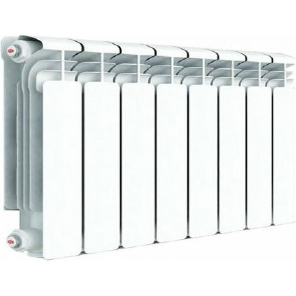 Алюминиевый радиатор rifar alum ventil avl 350 - 04  - купить со скидкой