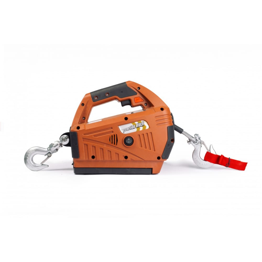 Купить Электрическая переносная лебедка tor sq-03 250 кг 8, 0 м 220 в 1140255