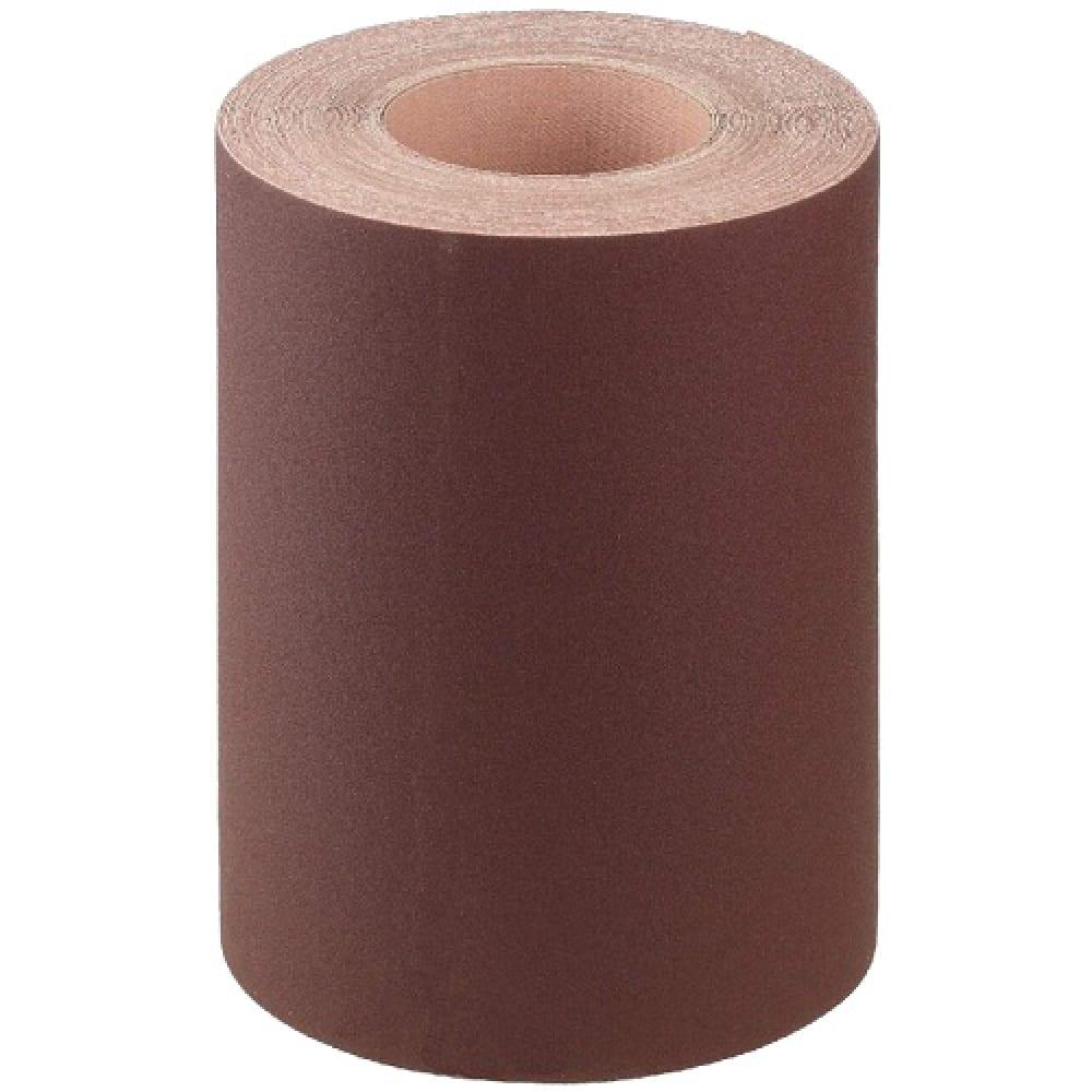 Шлиф-шкурка водостойкая на тканевой основе № 4(800 мм х 30 м) зубр 3550-004_z01