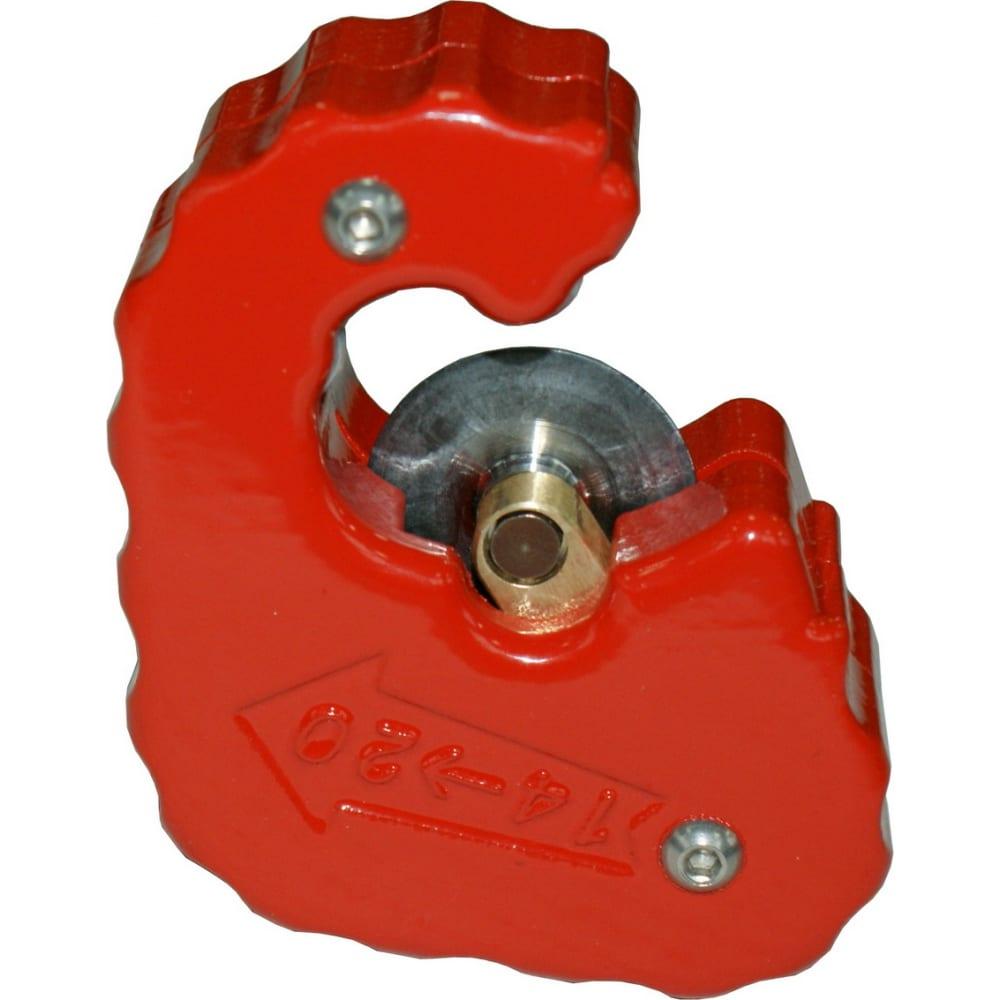 Ручной труборез icomar rotor cut 20 для pex труб от 14 до 20 мм 00607.02