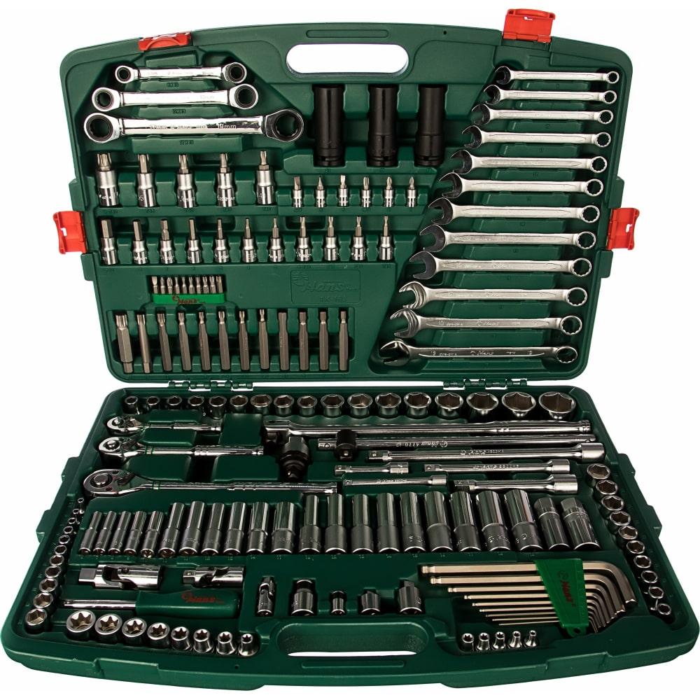Универсальный набор инструментов 163шт hans tk-163