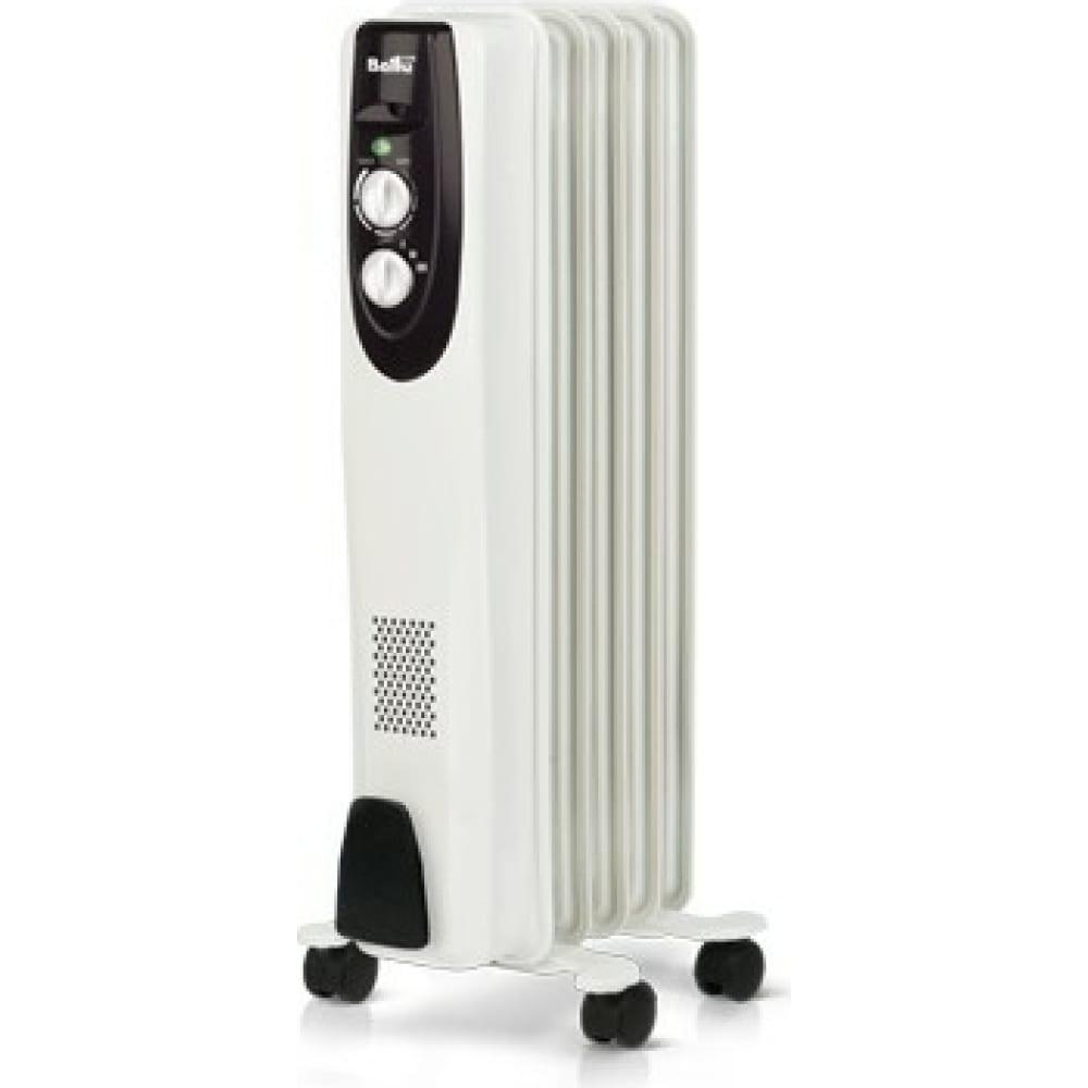 Купить Масляный радиатор ballu boh/cl-05wrn 1000 5 секций