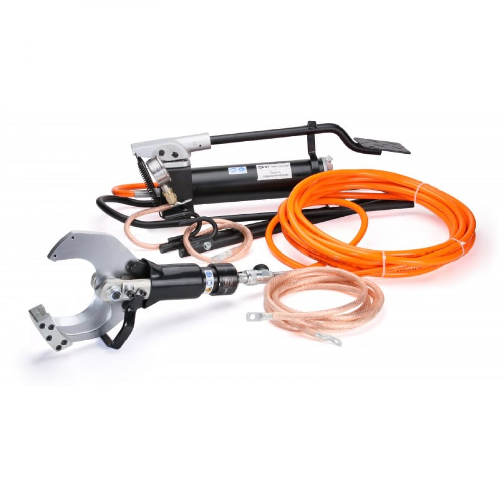 Комплект для резки кабеля под напряжением
