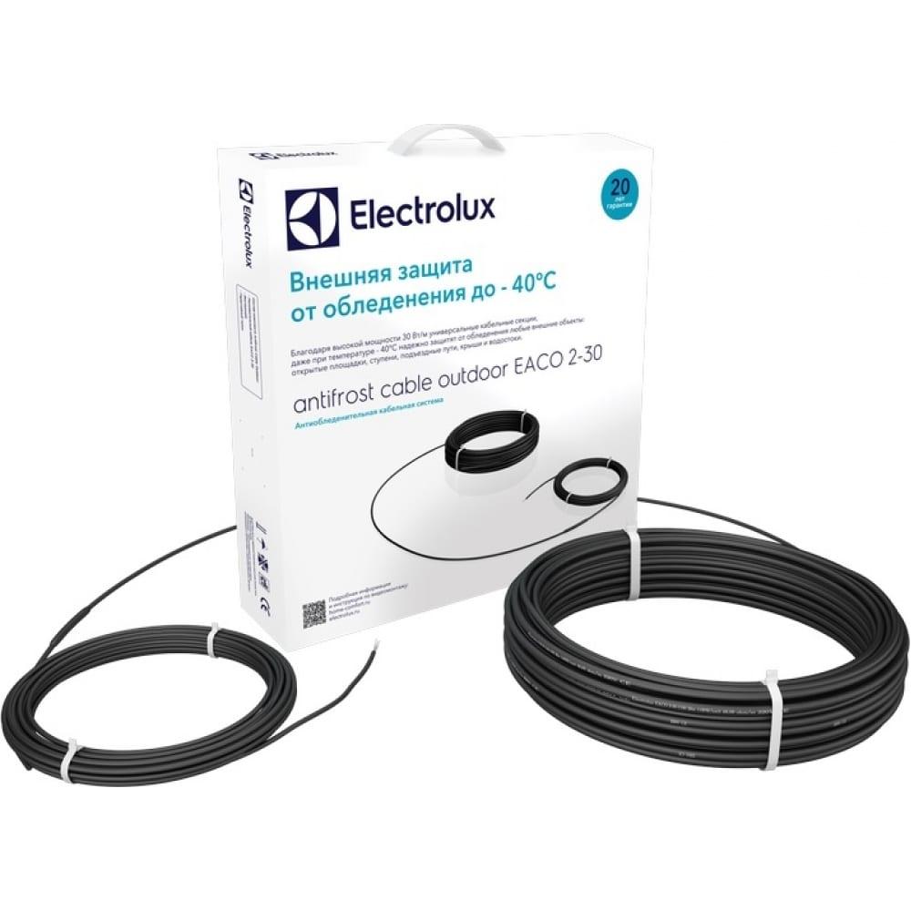 Теплый пол electrolux eaco 2-30-1100