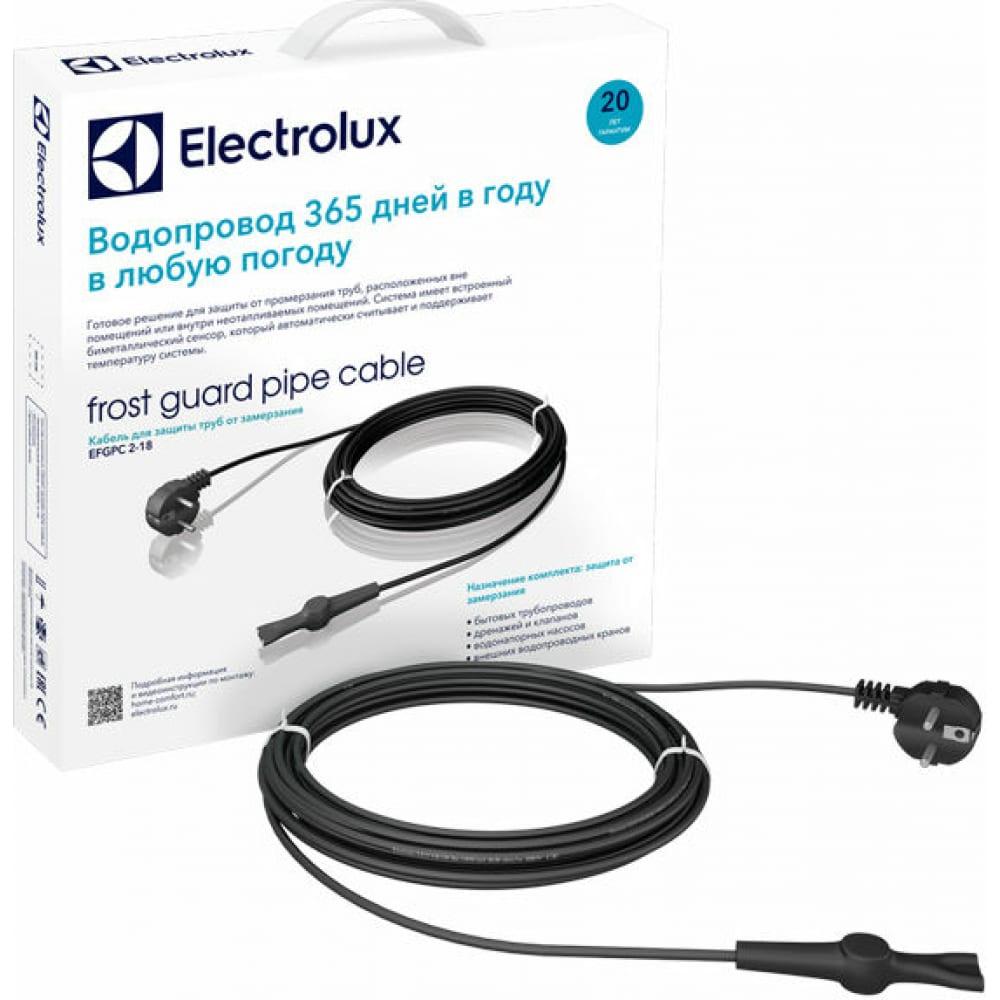 Теплый пол electrolux efgpc 2-18-4