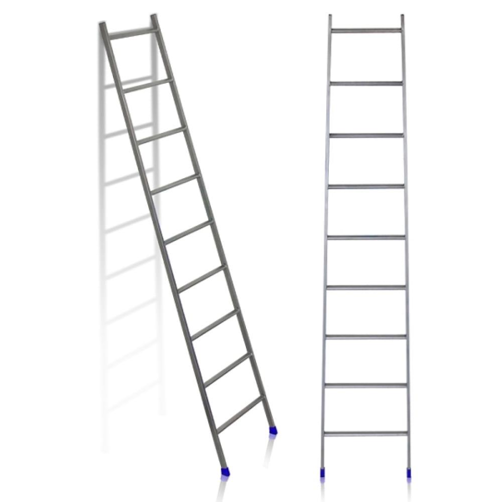 Приставная лестница nika л9